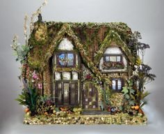 i want a fairy dollhouse