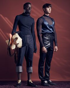 The latest look book from the eponymous design house founded in 2014 – Zulu Lounge
