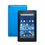 "#10: Fire Tablet 7"" Display Wi-Fi 8 GB - Includes Special Offers Blue"