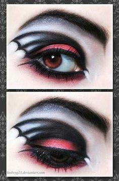 Halloween morcego