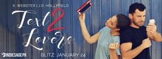 Girl with a Pen and a Dream: Book Blitz | Text 2 Lovers by K. Webster and J. D....