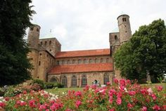 Hildesheim, église Saint Michel