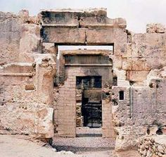 """In the Siwa Oasis stands the """"Temple of Amun"""", better known today as the """"Temple of the Oracle"""". It was said that Alexander the Great visited the oracle here at one time, It's ruins are captivating to this day."""