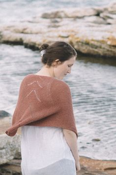 pagoda by dawn catanzaro / in quince & co. tern