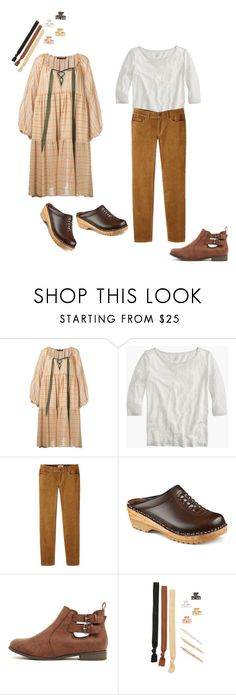 """""""Don't Be Afraid"""" by dorothygale-z ❤ liked on Polyvore featuring Maurizio Pecoraro, J.Crew, Mountain Khakis, Troentorp, Kitsch, rustic and vintage"""