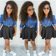 59 Best Ideas for style girl swag fashion kids Cute Kids Fashion, Tween Fashion, Little Girl Fashion, Toddler Fashion, Swag Fashion, Fashion Models, Cute Little Girls Outfits, Kids Outfits Girls, Toddler Girl Outfits