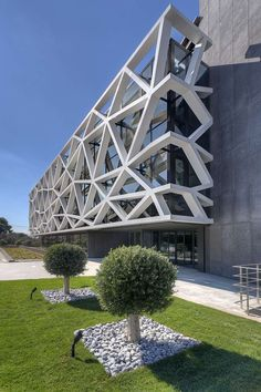 Greek Out Over These Examples of Contemporary Commercial Architecture in Greece…