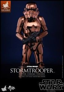 #HotToys #StarWars Copper Chrome #Stormtrooper Sixth Scale Figure http://www.toyhypeusa.com/2015/11/25/hot-toys-star-wars-copper-chrome-stormtrooper-sixth-scale-figure/