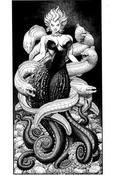 Ursula - by Arthur Adams