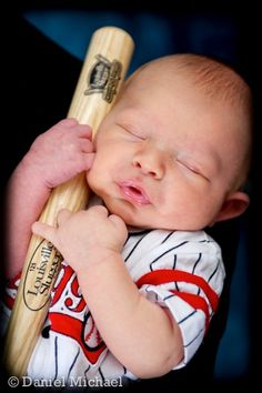 This future slugger: 29 Newborns Who Really Nailed Their First Photo Shoot Newborn Baby Photos, Newborn Poses, Newborn Shoot, Newborn Pictures, Baby Boy Newborn, Infant Photos, Newborns, Boy Photo Shoot, Baby Boy Photography