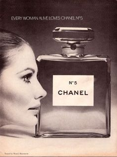 Vintage #Chanel  Number Five Campaign