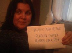 """Emily says """"As someone who gets loads of cold calls, this is what I'd rather be playing video games on a PS4"""". #ReclaimMyTime"""