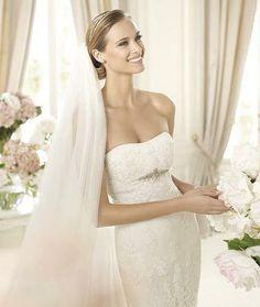 robe de mariee Pronovias Balira - robes mariée occasion originales pas cher - Annonces gratuites de robes de mariée pas cher et costumes de ...