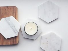 Italian Marble Coasters by Whitewick Home on Etsy https://www.etsy.com/listing/265079871/italian-marble-coasters