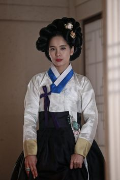 First Still of Jung Hye Young (Chun Soo Ryun) for Gu Family Book