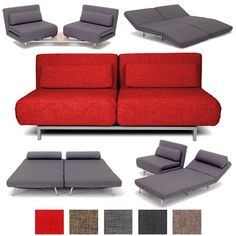 5 Corners - Space Saving Furniture - Sofa beds