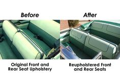 1956 Buick Roadmaster Convertible - Before and After - LeBaron Bonney Company: www.lebaronbonney.com (1-2)