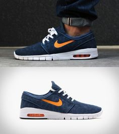 Nike SB Stefan Janoski Max game day shoes for chris