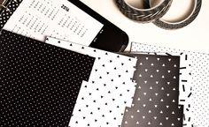 Planner Divider Freebie zum kostenlosen Download ✰ miomodo Blog: DIY, Basteln, Verpacken & Verschenken ✰ www.miomodo.de ✰ Instagram: @miomodo