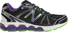 New Balance W780v4 - Black/Purple with FREE Shipping & Returns. For runners who are dedicated to their weekend route or training for a