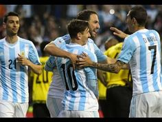 Argentina vs Jamaica ( 1 – 0 ) Highlights