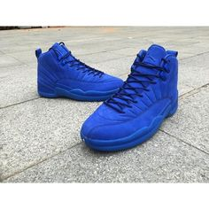 Jordan 12 Retro Deep Royal Blue 130690-400