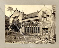 Norland Old Hall Old Images, Old Photos, Research Images, Country Houses, Wakefield, West Yorkshire, Industrial Revolution, Country Estate, Old Buildings