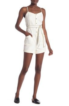 Splendid Belted Button Down Romper Cute Shorts, Shopping Websites, Overall Shorts, Nordstrom Rack, Button Downs, Kids Outfits, Rompers, Buttons, Mens Fashion