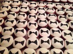 Cupcakes! - James Bond cupcakes