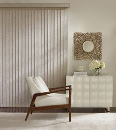 hunter douglas vertical blinds can range from sleek designs to translucent curved vanes - Vertical Blinds For Sliding Glass Doors
