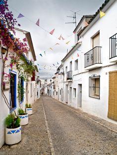 Valencia, Spain. Such a beautiful little city