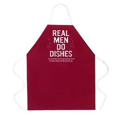 real men do dishes or king of the kitchen