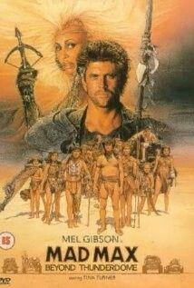 The first of the Mad Max movies 1979. Being Australian I loved this movie at the time but it probably is a culture thing. Made on a shoestring budget.   It is how I want to remember Mel Gibson and movies!!