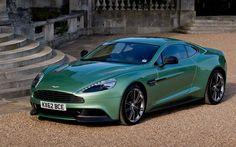 FunMozar – The Aston Martin Vanquish