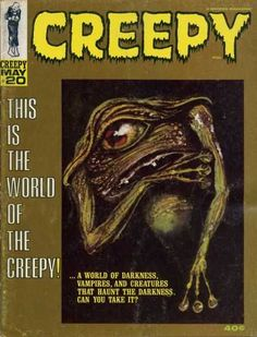 World - Monster - Darkness - Vampires - Creatures