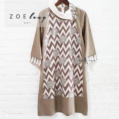 Yes! we have long ZOE here.  Get yours at : www.nonandnik.com  #batik #batikdress #batikindonesia #fashionbatik #batikmodern #batikshop #onlineshop #readytowear #localbrandindonesia #localbrand #selfmanufactured #batiknonik #nonandnik