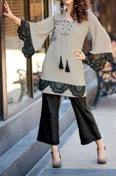 Eid dresses available at house of zuhaf. An online boutique. For info just . - Eid dresses available at house of zuhaf… An online boutique… For info just whtsapp or call 9830139073 Pakistani Fashion Casual, Pakistani Dresses Casual, Pakistani Dress Design, Pakistani Bridal, Frock Fashion, Fashion Pants, Fashion Dresses, Women's Fashion, Sleeves Designs For Dresses