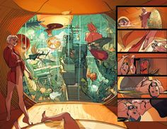 Remender and Tocchini have crafted a great heist story. Description from pinterest.com. I searched for this on bing.com/images