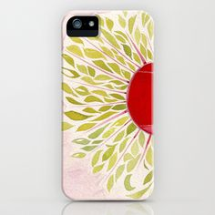 Each Leaf iPhone & iPod Case by Angela Deal Meanix - $35.00