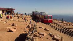 Pikes Peak Colorado 2102