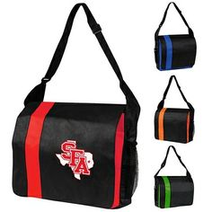 Promotional Economy Highlight Messenger Bag