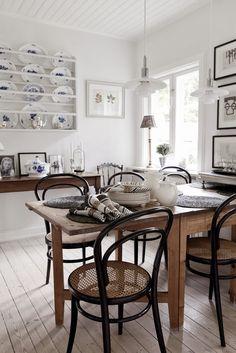 Vicky's Home: Casa rural danesa / Danish Cottage