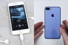iPhone 7 Plus leaked in video another one shows Lightning EarPods