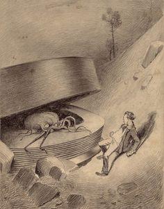 Henrique Alvim Corrêa, Martian Emerges - War of the Worlds