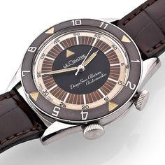 Jaeger-LeCoultre Memovox Deep Sea de 1959