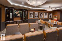 Senior Living Designed by Faulkner Design Group #theater #luxury #faulknerdesigngroup #interiordesign #seniorliving