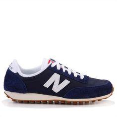 New Balance U410-NY Vintage Sneaker navy