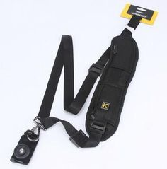 High Quality Track Number Rapid Camera Single Shoulder Sling camera Strap For Canon Nikon Sony Pentax DSLR Camera