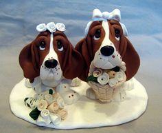 Flower Girls Wedding Cake Topper by Laurie Valko, via Flickr