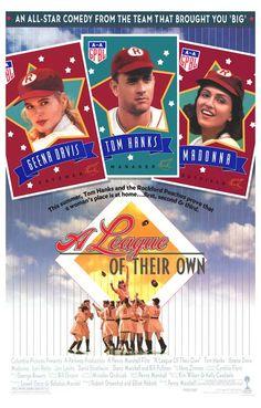 A League of Their Own (Penny Marshall, 1992)
